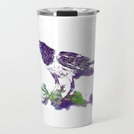 African Crow - Ria Loader Travel Mug