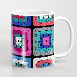 Granny Square Coffee Mug