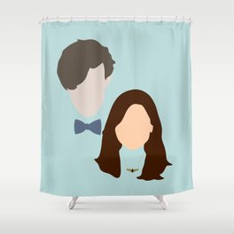 The Bells of St. John are Ringing... Shower Curtain