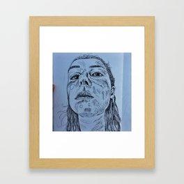 Jessi Framed Art Print