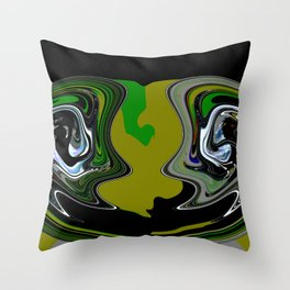 Are You In? Throw Pillow