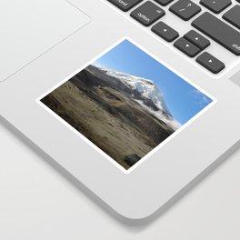 Cotopaxi volcano Sticker