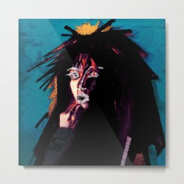 vinyl remix: jody watley Metal Print