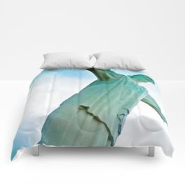 I want to eat the world. Comforters