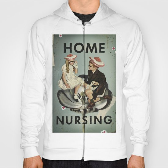 Home Nursing Hoody