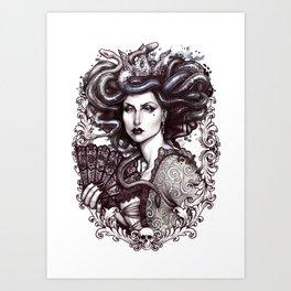 MEDUSA IMPERATRIX MUNDI Art Print