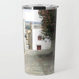 Cobblestone Road Travel Mug