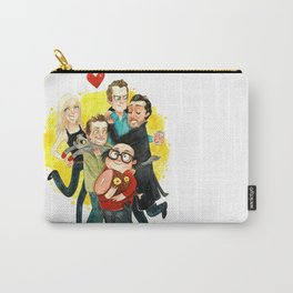 Always Sunny Hug! Carry-All Pouch