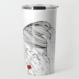 Introvert 2 Travel Mug