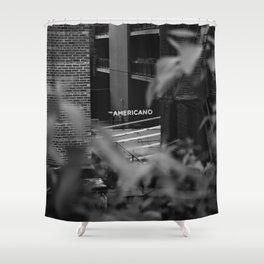 Americano Shower Curtain