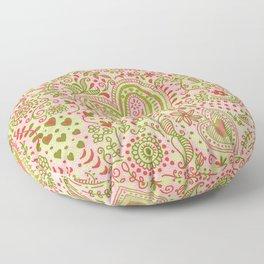 Eastern Love Pattern Floor Pillow