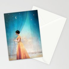 Night with a View Stationery Cards