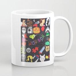 Love Horror Movies Coffee Mug