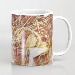 Plaid Hands and Converse Feet Coffee Mug