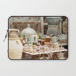 Market Djerba Tunisia Laptop Sleeve