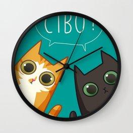 CIBO? Wall Clock
