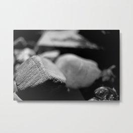 Garden rocks  Metal Print