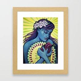 Heart Healing Framed Art Print