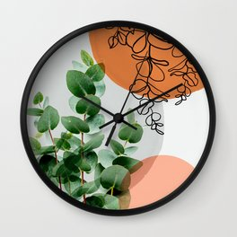 Simpatico V4 Wall Clock