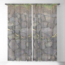 Strata 03 Sheer Curtain