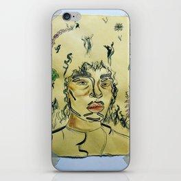 Yara Shahidi iPhone Skin
