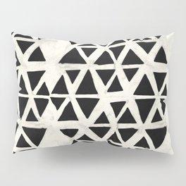 Tribal Geometric Pillow Sham