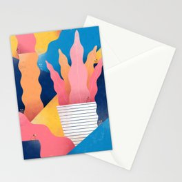 Explorers Stationery Cards