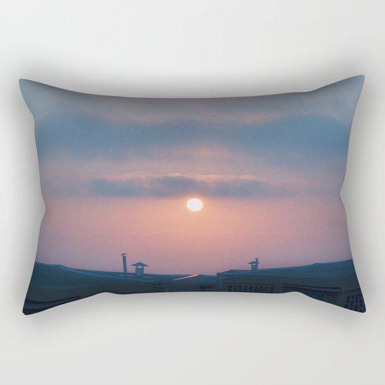 Pastel vibes 17 Rectangular Pillow