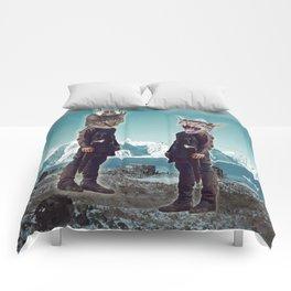 My Dear Buccaneer Comforters