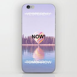 Inspiration - Do It Now! iPhone Skin