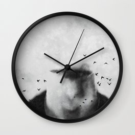 Memories we have forgotten Wall Clock