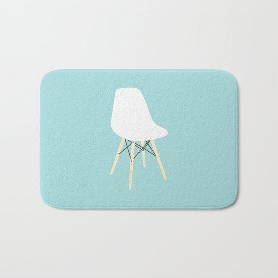 #98 Eames Chair Bath Mat