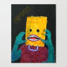Fantômas Canvas Print
