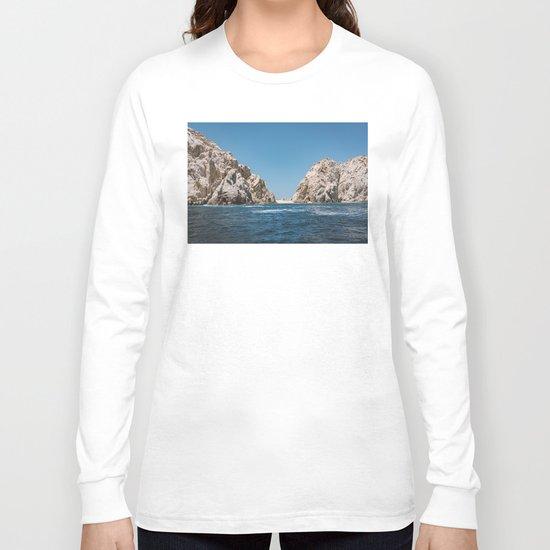 Lovers Beach II Long Sleeve T-shirt