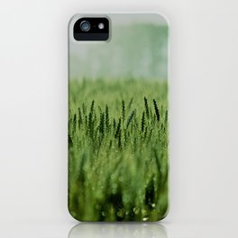 Crop iPhone Case
