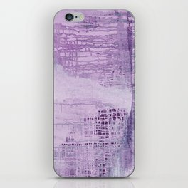 Dreamscape in Purple iPhone Skin