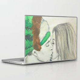 Just a kiss Laptop & iPad Skin