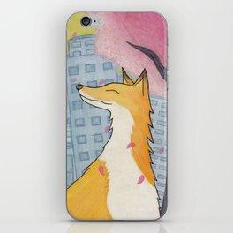 Urban Fox iPhone Skin