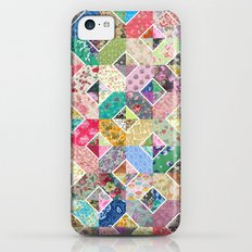Betty's Diamond Quilt iPhone 5c Slim Case