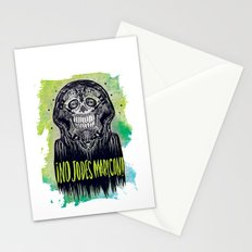 no jodes maricon Stationery Cards