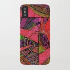 Tropical Farm 2 Slim Case iPhone X