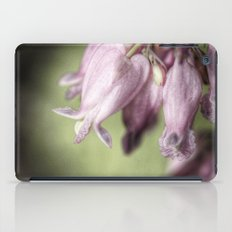 bleeding heart. iPad Case