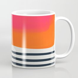 Sunset Ripples Coffee Mug