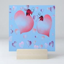 So In Love Mini Art Print