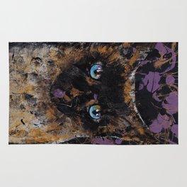 Balinese Cat Rug