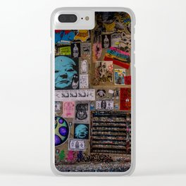 Post Alley Clear iPhone Case