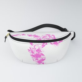 Volleyball Design for girls and women Fanny Pack