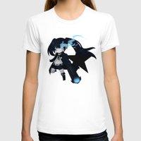 vocaloid T-shirts featuring Black Rock Shooter by Nozubozu