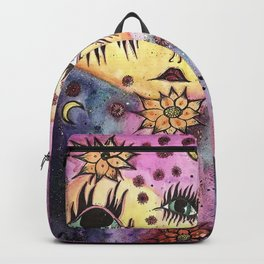 Goddess of Galaxies Backpack