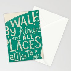 'The Cat That Walked by Himself' Stationery Cards